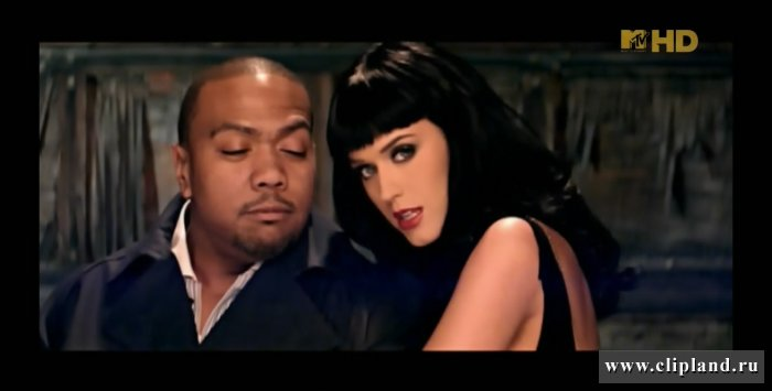 Timbaland feat. Katy Perry - If We Ever Meet Again (SatRip) (HD)